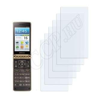 Samsung Galaxy Golden kijelzővédő fólia