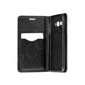 Samsung Galaxy J4 (2018) fekete flip tok