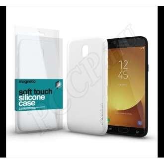 Samsung Galaxy J5 (2017) fehér szilikon hátlap - Xprotector