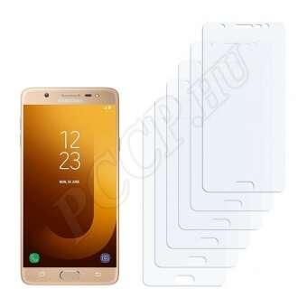 Samsung Galaxy J7 Max kijelzővédő fólia