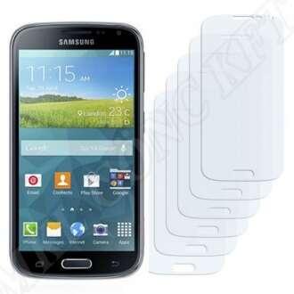 Samsung Galaxy K Zoom (SM-C115) kijelzővédő fólia