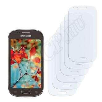 Samsung Galaxy Light T399 kijelzővédő fólia