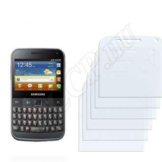 Samsung Galaxy M Pro kijelzővédő fólia