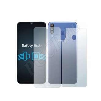 Samsung Galaxy M30 (elő- és hátlap) kijelzővédő fólia