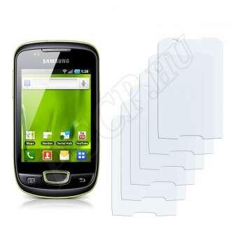 Samsung Galaxy Mini S5570i kijelzővédő fólia
