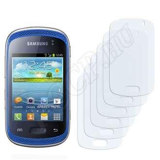 Samsung Galaxy Music Duos kijelzővédő fólia