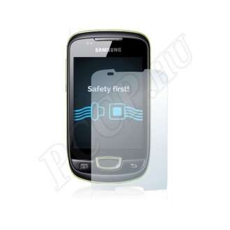 Samsung Galaxy Next Turbo S5570i kijelzővédő fólia