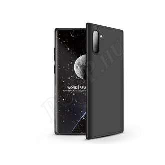 Samsung Galaxy Note 10 fekete hátlap