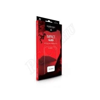 Samsung Galaxy Note 10 fekete üveg kijelzővédő fólia