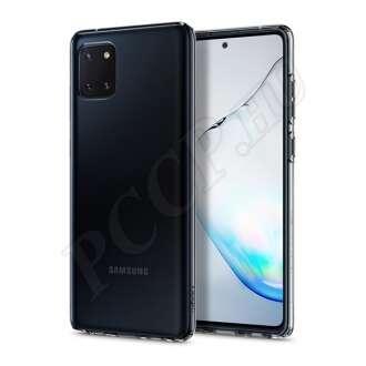 Samsung Galaxy Note 10 Lite átlátszó hátlap