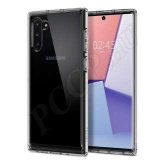 Samsung Galaxy Note 10 Plus átlátszó hátlap
