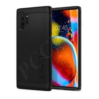 Samsung Galaxy Note 10 Plus fekete hátlap