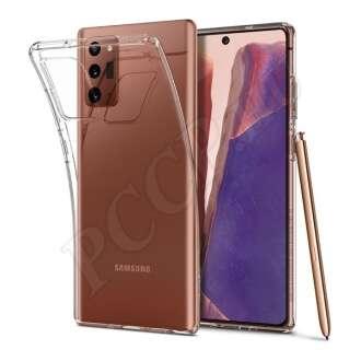 Samsung Galaxy Note 20 átlátszó hátlap