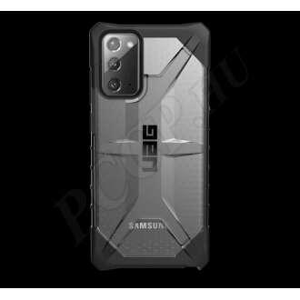 Samsung Galaxy Note 20 fekete-ezüst hátlap