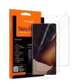 Samsung Galaxy Note 20 hajlított kijelzővédő fólia (2 db)