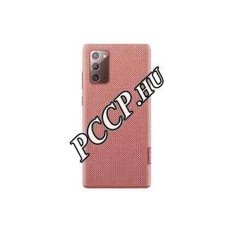 Samsung Galaxy Note 20 piros hátlap
