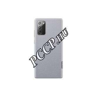 Samsung Galaxy Note 20 szürke hátlap