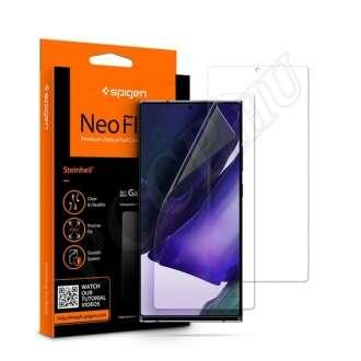 Samsung Galaxy Note 20 Ultra hajlított kijelzővédő fólia (2 db)