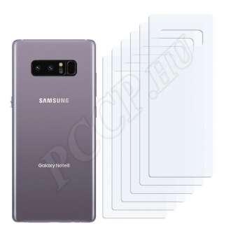 Samsung Galaxy Note 8 (hátlap) kijelzővédő fólia