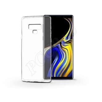 Samsung Galaxy Note 9 átlátszó szilikon hátlap