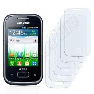 Samsung Galaxy Pocket Duos S5302 kijelzővédő fólia