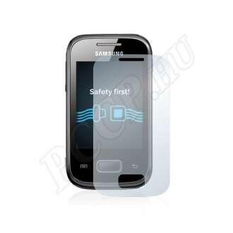 Samsung Galaxy Pocket Plus S5301 kijelzővédő fólia