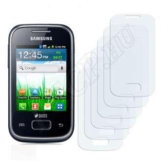 Samsung Galaxy Pocket S5301 kijelzővédő fólia