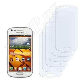 Samsung Galaxy Prevail 2 M840 kijelzővédő fólia
