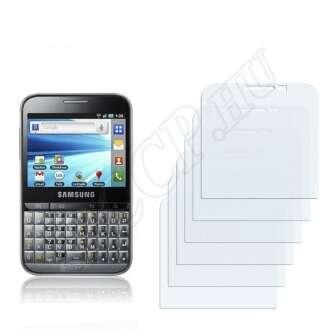 Samsung Galaxy Pro kijelzővédő fólia