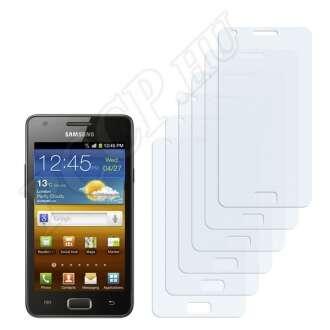 Samsung Galaxy R I9103 kijelzővédő fólia