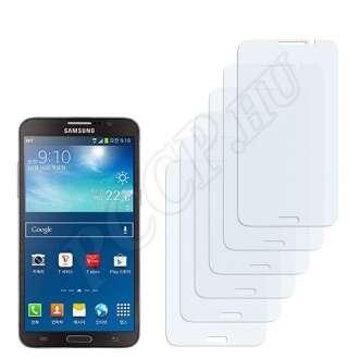 Samsung Galaxy Round kijelzővédő fólia