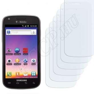 Samsung Galaxy S Blaze 4G kijelzővédő fólia