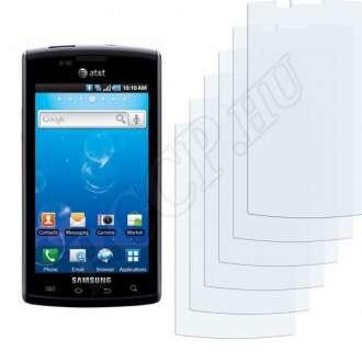 Samsung Galaxy S Captivate kijelzővédő fólia