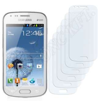 Samsung Galaxy S Duos kijelzővédő fólia