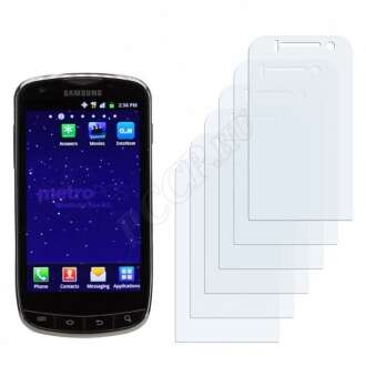Samsung Galaxy S Lightray 4G kijelzővédő fólia