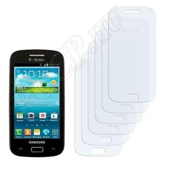 Samsung Galaxy S Relay 4G (T699) kijelzővédő fólia