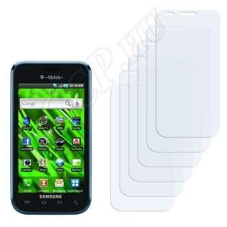 Samsung Galaxy S Vibrant kijelzővédő fólia