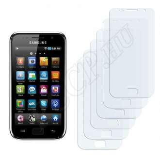 Samsung Galaxy S Wifi 4.0 kijelzővédő fólia