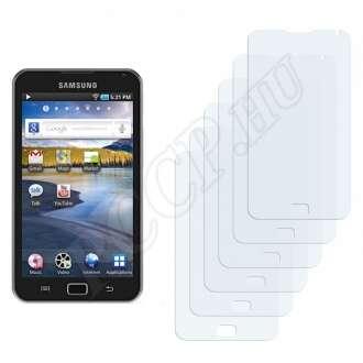 Samsung Galaxy S Wifi 5.0 kijelzővédő fólia