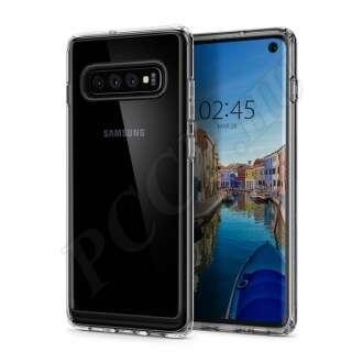 Samsung Galaxy S10 átlátszó hátlap