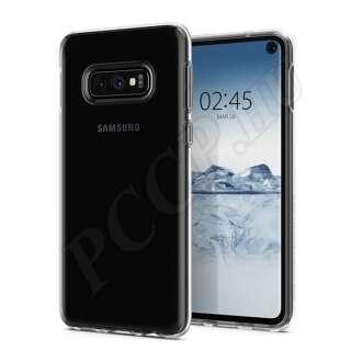 Samsung Galaxy S10 E átlátszó hátlap