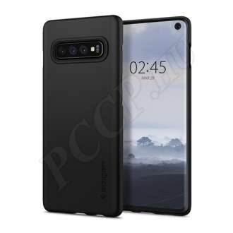 Samsung Galaxy S10 fekete hátlap