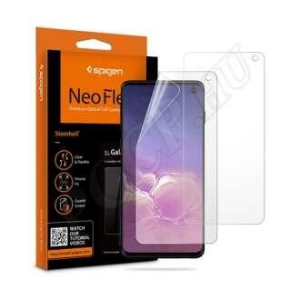 Samsung Galaxy S10 hajlított kijelzővédő fólia (2db)
