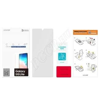 Samsung Galaxy S10 Lite üveg kijelzővédő fólia