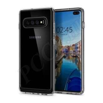 Samsung Galaxy S10 Plus átlátszó hátlap