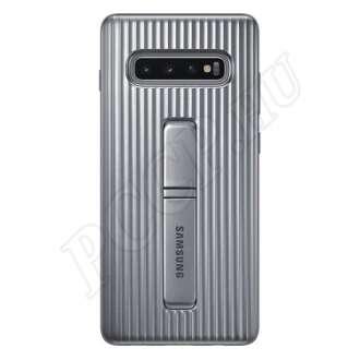 Samsung Galaxy S10 Plus ezüst gyári hátlap