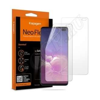 Samsung Galaxy S10 Plus hajlított kijelzővédő fólia (2db)