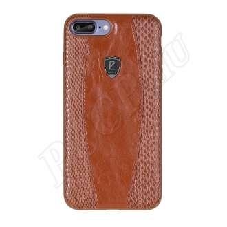 Samsung Galaxy S10 Plus piros prémium hátlap