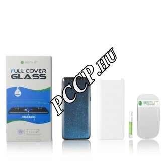 Samsung Galaxy S10 Plus üveg kijelzővédő fólia szett