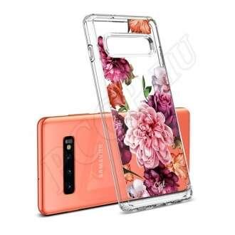 Samsung Galaxy S10 virágmintás hátlap